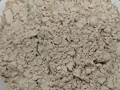 Arcilla Rhassoul (Ghassoul) - Micronizada
