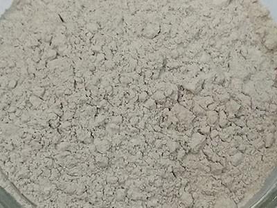 Arcilla Zeolita Micronizada