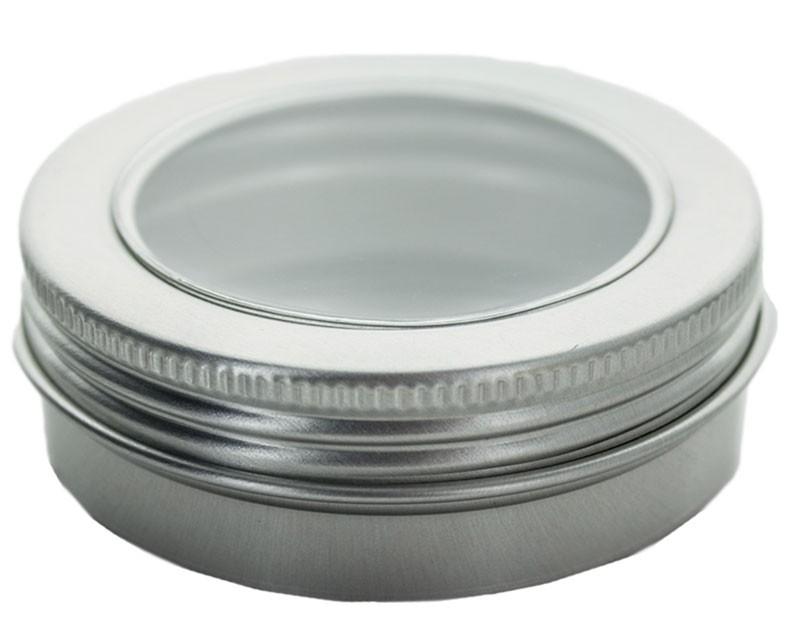 Lata aluminio de 60ml con Ventana