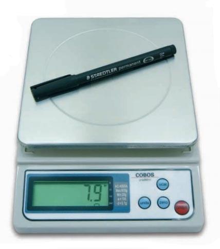 Mini Balanza HCK1500