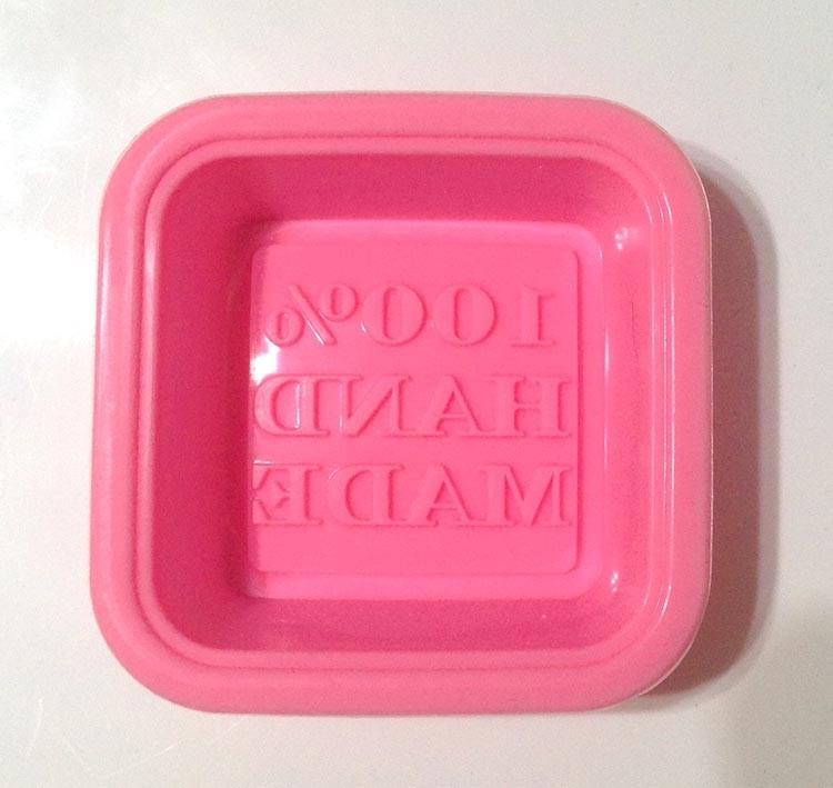 Molde silicona HandMade
