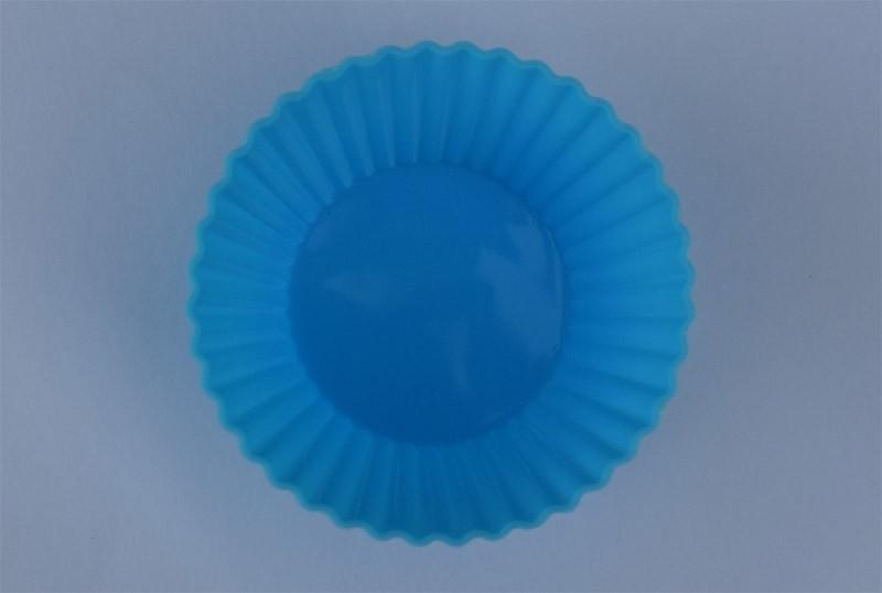 Molde silicona magdalena