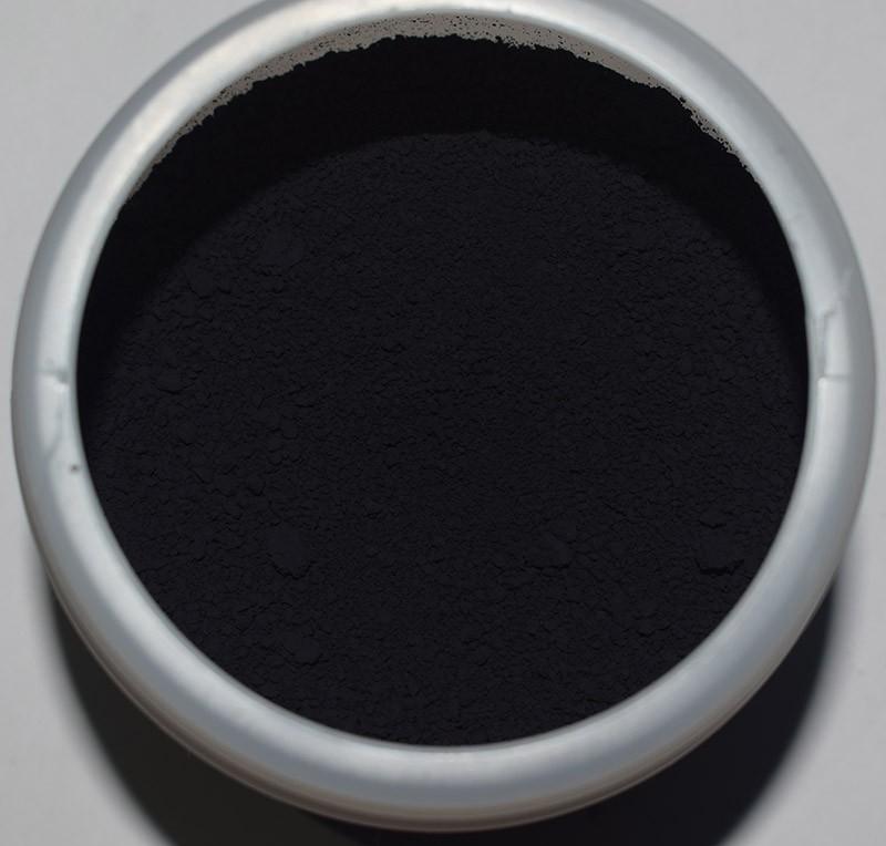 Óxido pigmento color Negro