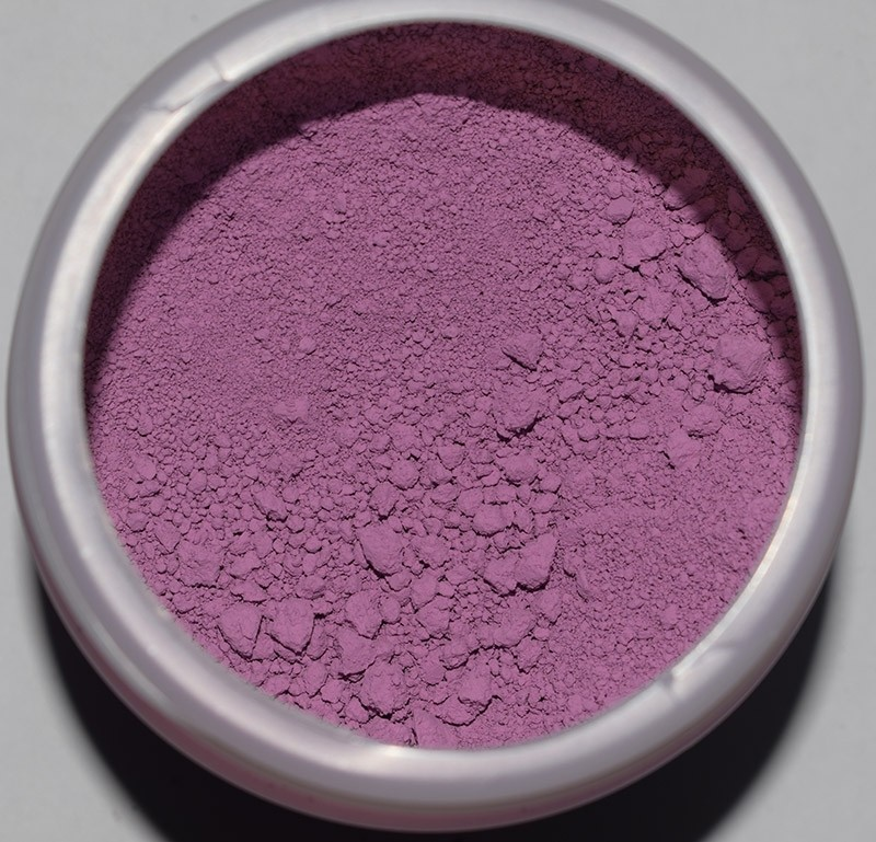 Óxido pigmento color Rosa