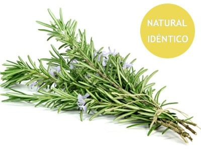 Aceite Esencial de Romero Alcanfor Natural Idéntico