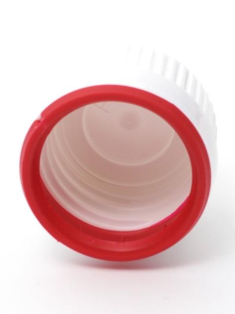 Tapón para Frascos de Plástico con Obturador PP DIN 28