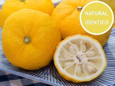 Aceite Esencial de Yuzu Natural Idéntico