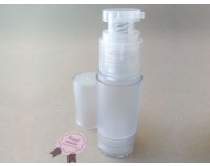 Airless semitransparente 30ml