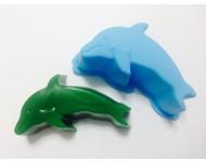 Molde silicona delfín