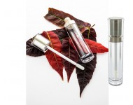Envase Lip Gloss de 7ml y tapa dorada