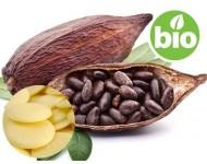Manteca de cacao desodorizado BIO en chips