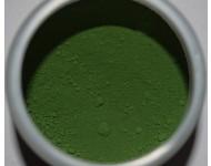 Óxido pigmento color Verde Cromado